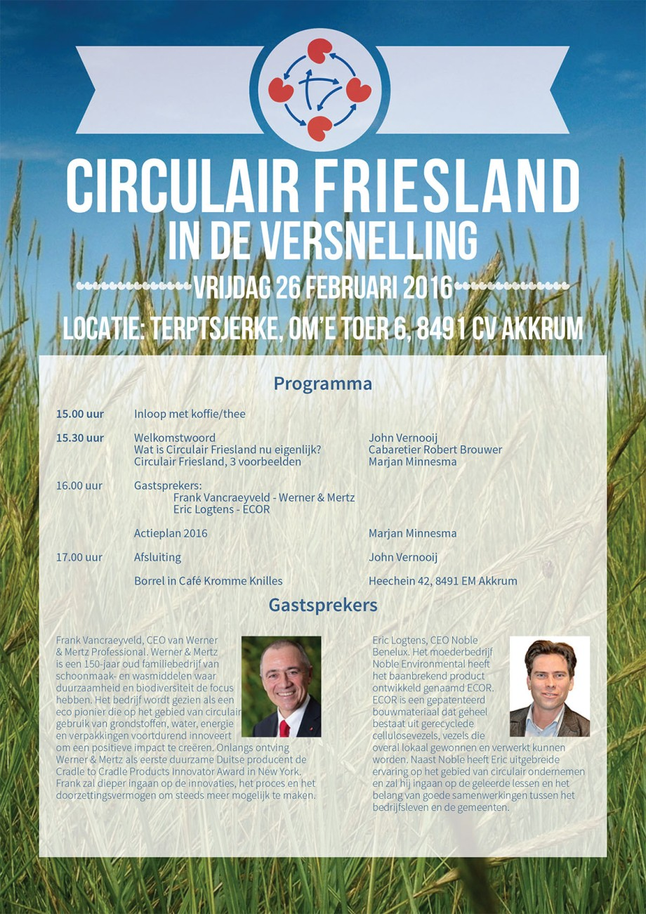 werner mertz professional green care circulaire friesland economie