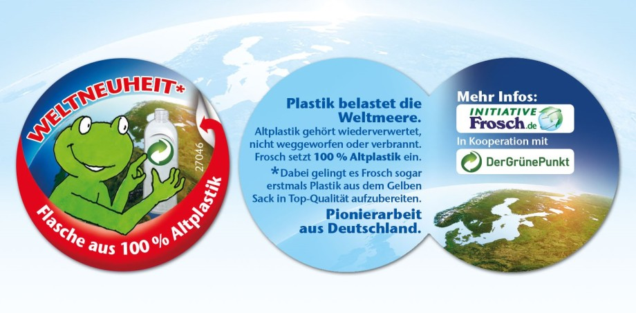recycling; HDPE recycling; Nachhaltigkeit; sustainability