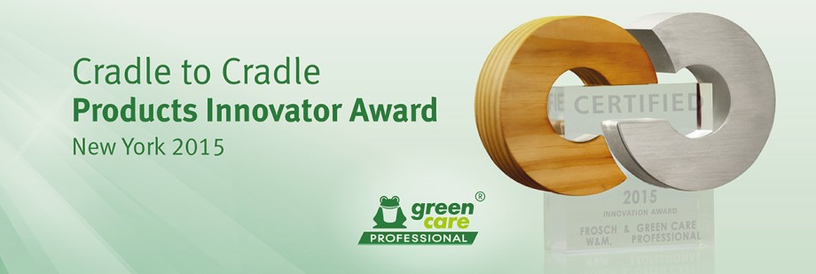 werner mertz professional smart products video Cradle to Cradle C2C Product Innovator Award 2015